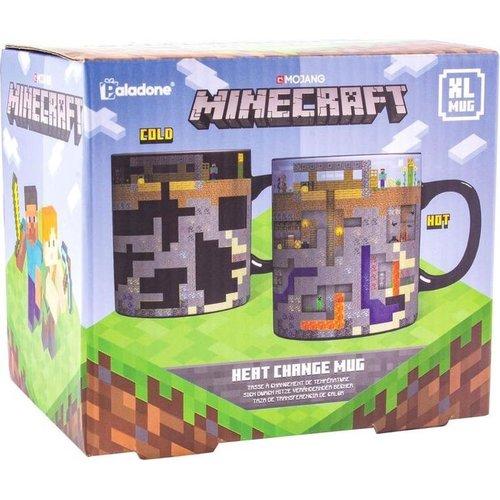 Minecraft Large Heat Change Mug