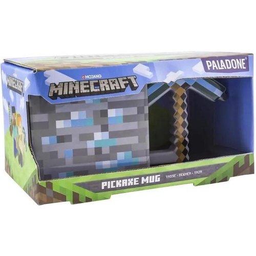 Minecraft Pickaxe 3D Mug 330ml