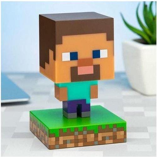 Minecraft Steve Light