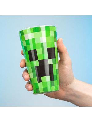 Minecraft Creeper Glass 450ml