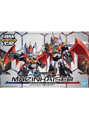 Bandai Gundam SD Cross Silhouette Mazinkaiser Model Kit