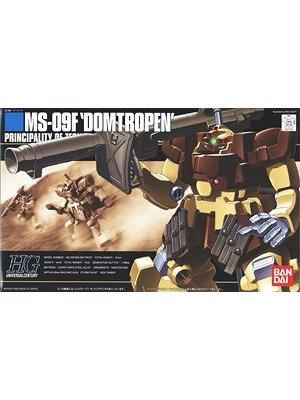 Bandai Gundam HGUC 1/144 MS-09F Domtropen Sand Brown Model Kit