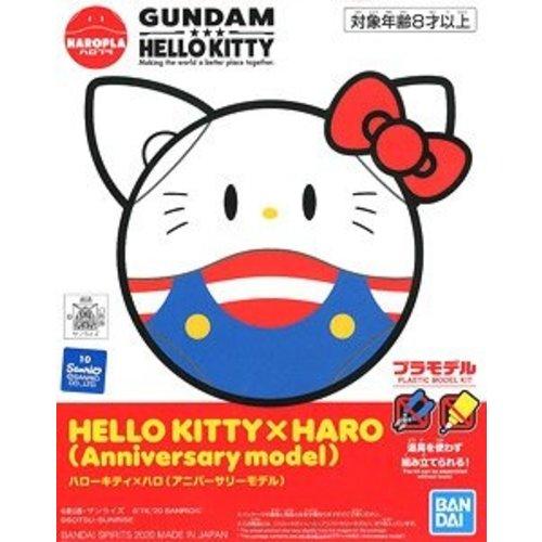Bandai Gundam Hello Kitty X Haro Anniversary Model Kit