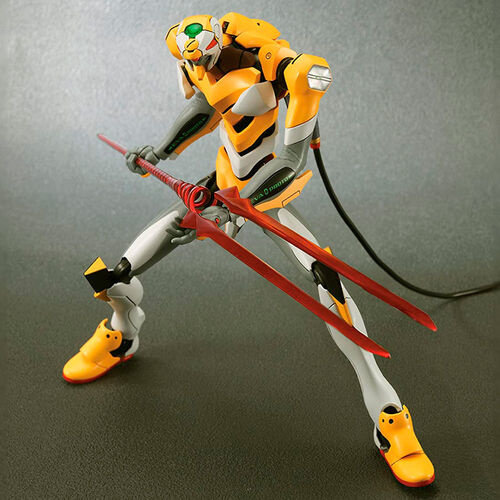 Bandai Evangelion NGE EVA 00 New Movie Version HG-02 Model Kit