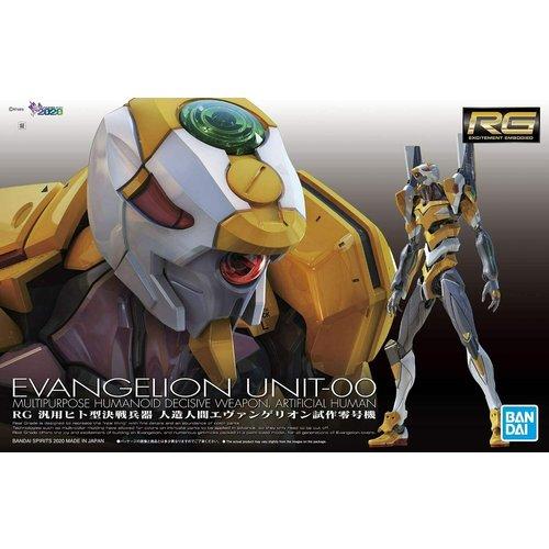 Bandai Evangelion RG NGE Eva Unit 00 Model Kit