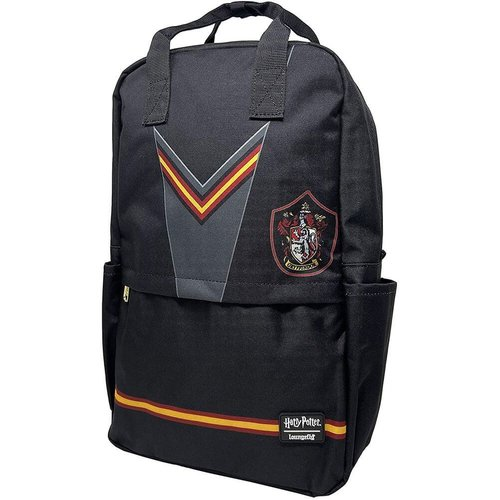 Harry Potter Gryffindor Suit Square Nylon Backpack