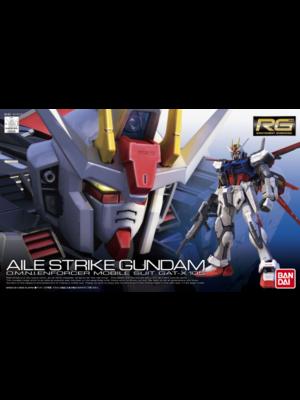 Bandai Gundam RG 1/144 Aile Strike Gundam Model Kit 03