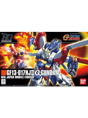 Bandai Gundam HGFC 1/144 GF13-017 JNII GOG Gundam Model Kit 110