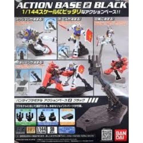 Bandai Gundam Action Base 2 Black Model Kit