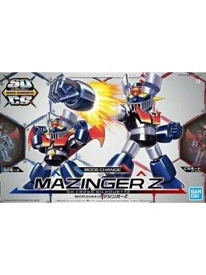 Bandai Gundam SD Cross Silhouette Mazinger Z Model Kit