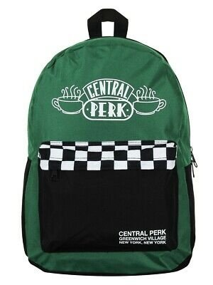 Friends Central Perk Checkers Backpack