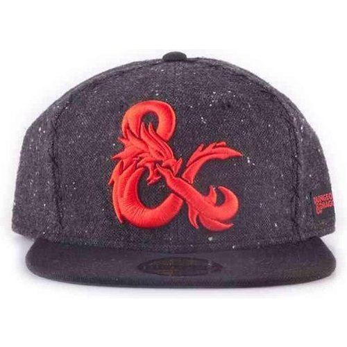 Dungeons and Dragons Ampersand Snapback Cap D&D