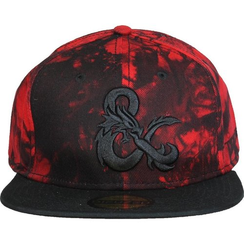 Dungeons and Dragons Snapback Cap Hasbro D&D