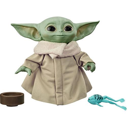Star Wars Mandalorian The Child Talking Pluche