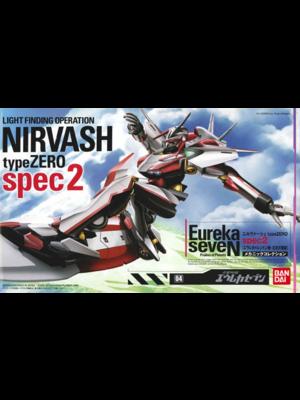 Bandai Eureka Seven Nirvash TypeZero Spec2 Model Kit