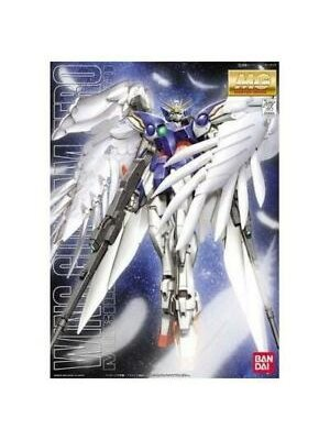 Bandai Gundam MG 1/100 Wing Gundam Zero Custom Model Kit