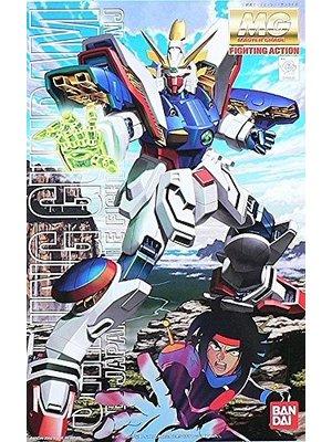 Bandai Gundam MG 1/100 Shining Gundam Model Kit 18cm