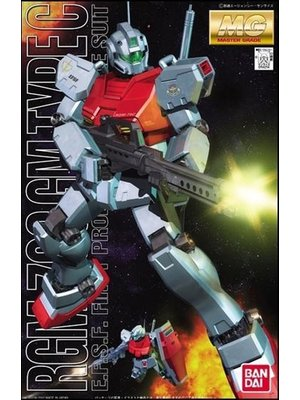 Bandai Gundam MG 1/100 RGM-79C GM (Space Use) Model Kit