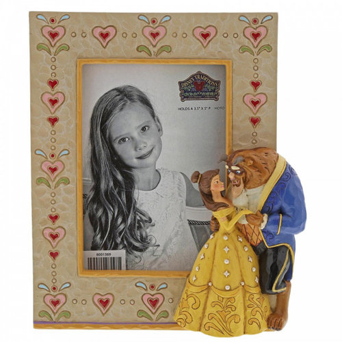 Disney Traditions Disney Traditions Beauty and the Beast Photo Frame