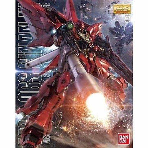 Bandai Gundam MG 1/100 Sinanju Model Kit 18cm