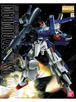 Bandai Gundam MG 1/100 Full Armor ZZ Gundam Model Kit 18cm