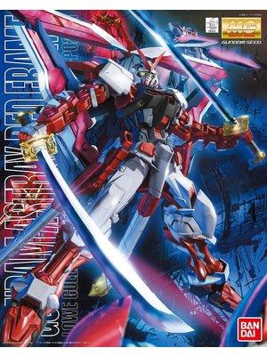 Bandai Gundam MG 1/100 Astray Red Frame Revise Model Kit 18cm