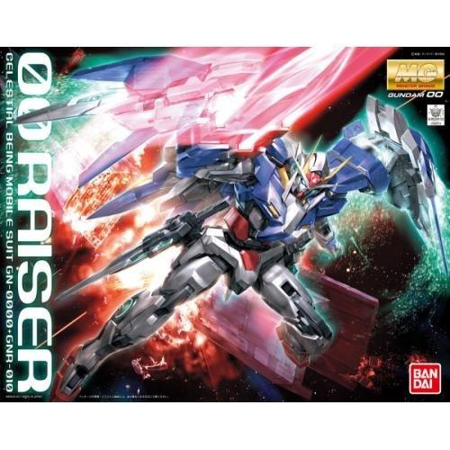 Bandai Gundam MG 1/100 00 Raiser Model Kit 18cm