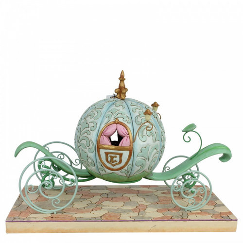 Disney Traditions Disney Traditions Enchanted Carriage (Cinderella Carriage Figurine)