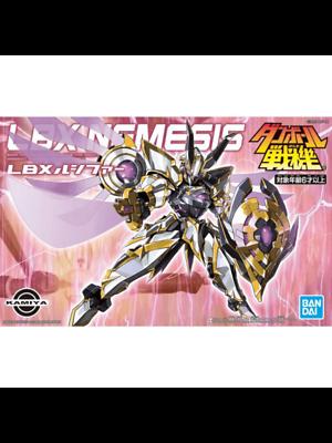 Bandai LBX Nemesis Danball Senki Lucifer Model Kits