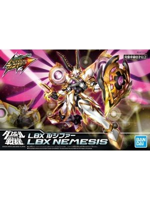 Bandai LBX Hyper Function Nemesis Model Kit