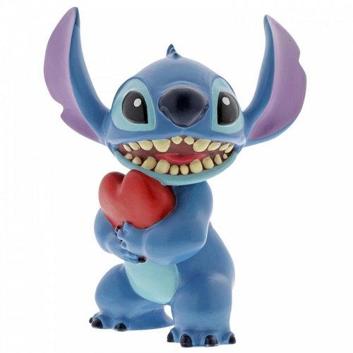 Disney Traditions Disney Traditions Stitch Heart Figurine