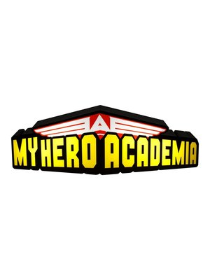 My Hero Academia Logo Light USB Powered Paladone