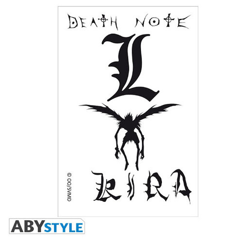 Death Note Tattoos pack of 4