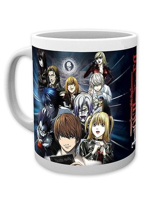 Death Note Group Mug 300ml