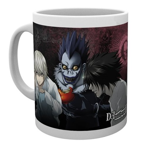Death Note Characters Mug 315ml