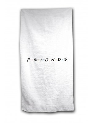 Friends Beach Towel 70x140cm 100% Cotton