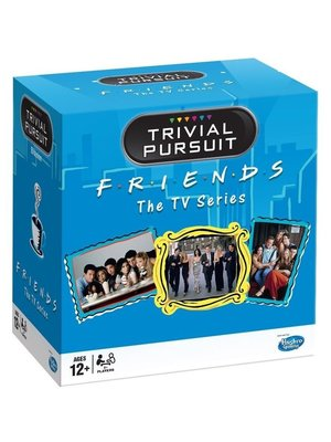 Friends TV Series Trivial Pursuit Engels Hasbro Gaming