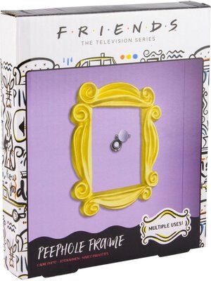 Friends Peephole Photo Frame 16x18