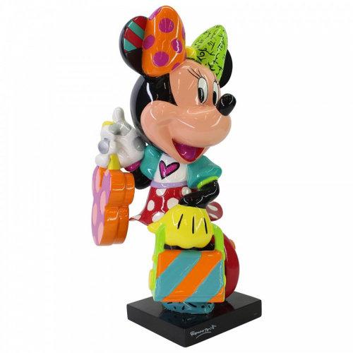 Disney Britto Disney Britto Minnie Mouse Fashionista Figurine