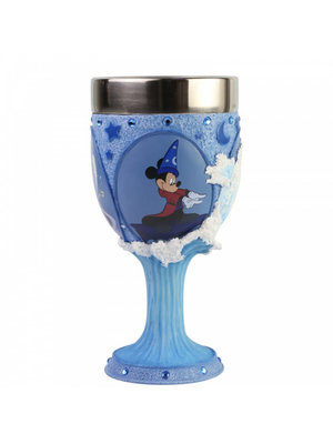 Disney Showcase Collection Fantasia Decorative Goblet