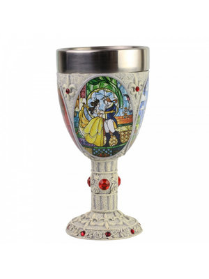 Disney Showcase Disney Showcase Collection Beauty and the Beast Decorative Goblet