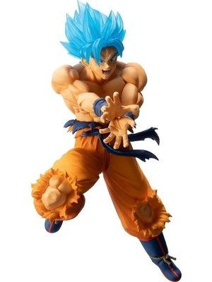 Bandai Dragon Ball Heroes Ichibansho SSGSS  Son Goku 16cm