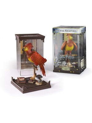 The Noble Collection Harry Potter: Magical Creatures - Fawkes The Phoenix No.8 Noble Collection