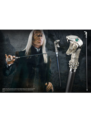 The Noble Collection Harry Potter Lucius Malfoy Walking Stick