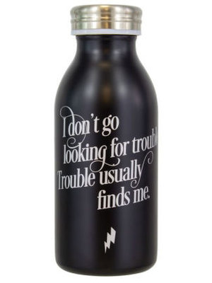 Harry Potter Trouble Water Bottle 450ml