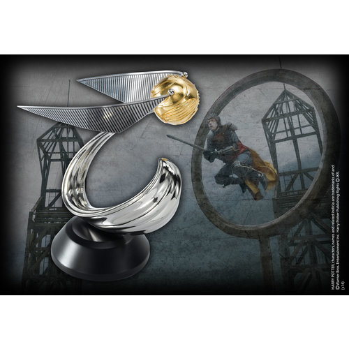 The Noble Collection Harry Potter The Golden Snitch 18cm Noble Collection