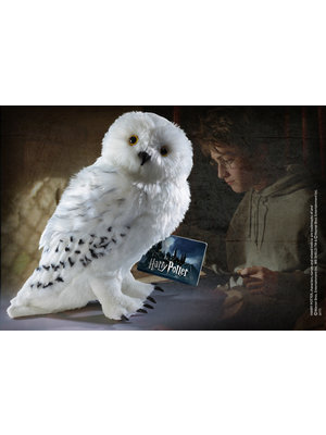 The Noble Collection Harry Potter Hedwig Pluche 30cm Noble Collection