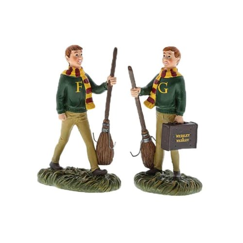 Wizarding World Harry Potter Fred and George Weasley Wizarding World