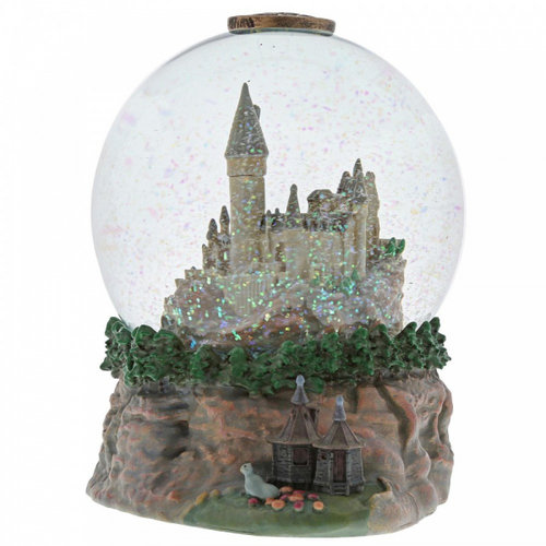 Wizarding World Harry Potter Hogwarts Castle Waterball with Hut Wizarding World
