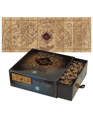 The Noble Collection Harry Potter Puzzle The Marauder's Map 1000 PCS Noble Collection